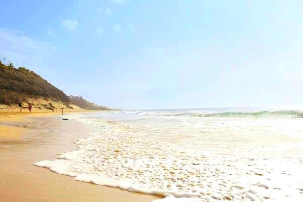 Plage - Robinson Esquinzo Playa