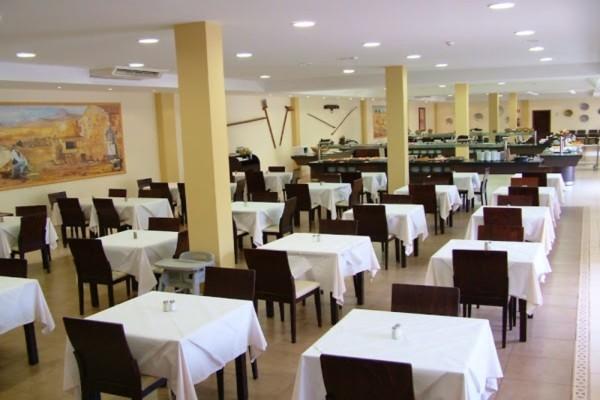 Restaurant - Hôtel Cotillo Beach 3* Fuerteventura Canaries