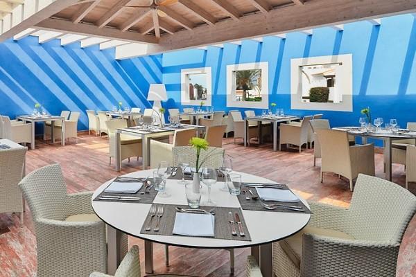 Restaurant - Club Jet Tours Castillo Beach 4* Fuerteventura Fuerteventura