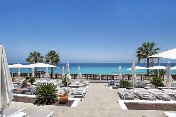 Terrasse - Club Jet Tours Jandia 4* Fuerteventura Fuerteventura