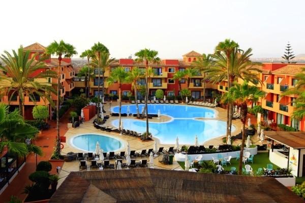 Vue panoramique - Hôtel Aloe Club Resort 3* Fuerteventura Fuerteventura