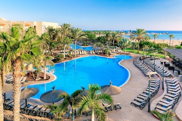 Vue panoramique - Hôtel Barcelo Fuerteventura Thalasso Spa 4* Fuerteventura Fuerteventura