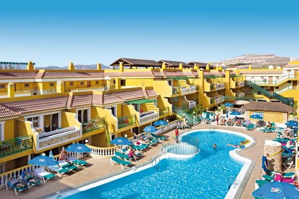 Vue panoramique - Hôtel Caleta Garden 2*
