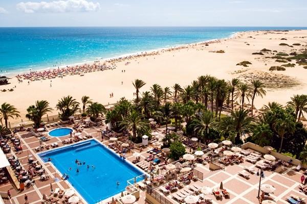 Vue panoramique - Hôtel Club Hotel Riu Oliva Beach Resort 3* Fuerteventura Canaries