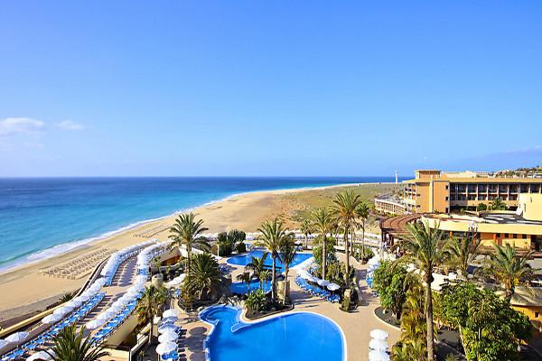 Vue panoramique - Hôtel Iberostar Playa Gaviotas 4*