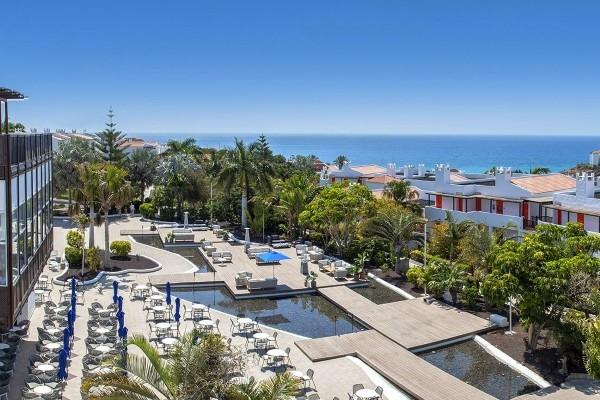 Vue panoramique - Club Jet Tours Jandia 4* Fuerteventura Fuerteventura