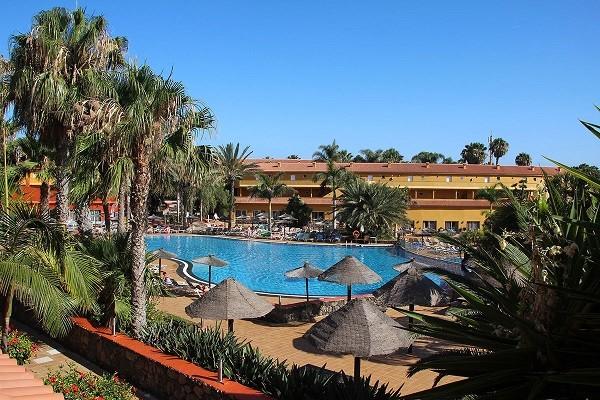 Vue panoramique - Hôtel OASIS VILLAGE 3* Fuerteventura Fuerteventura