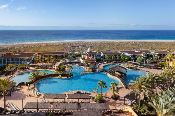 Vue panoramique - Hôtel Occidental Jandia Playa 4* Fuerteventura Fuerteventura