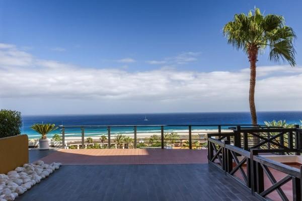 Vue panoramique - Hôtel Occidental Jandia Playa 4* Fuerteventura Canaries