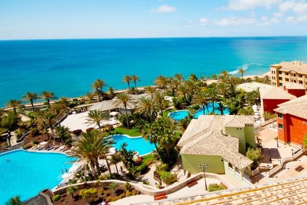 Vue panoramique - Hôtel R2 Rio Calma 4* Fuerteventura Fuerteventura
