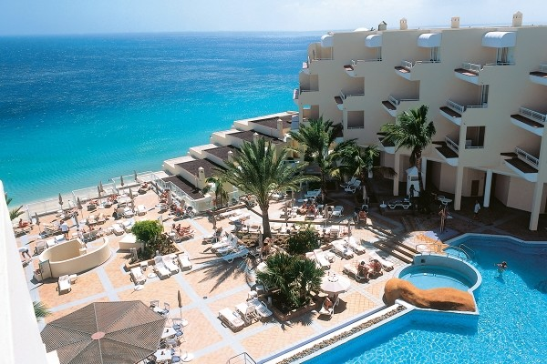 Vue panoramique - Hôtel Riu Palace Jandia 4* Fuerteventura Fuerteventura
