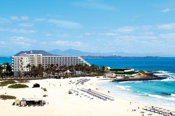 Vue panoramique - Hôtel Riu Palace Tres Islas 4* Fuerteventura Fuerteventura