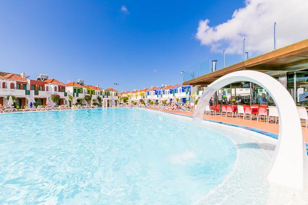 Piscine - Hôtel Vista Flor 3* Las Palmas Grande Canarie