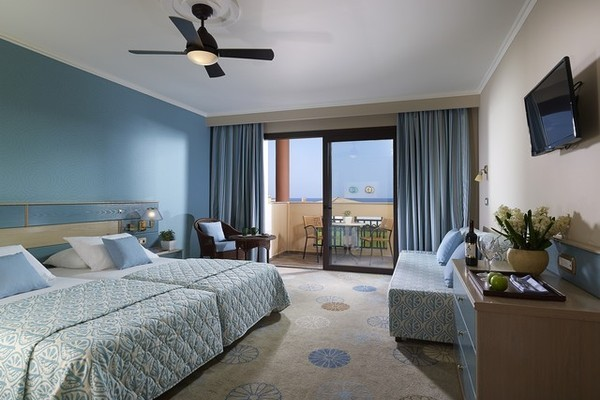 Chambre - Hôtel O Club Premium Aldemar Olympian Village & Family Resort 5* Araxos Grece