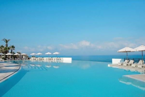 Chambre - Hôtel Olympia Riviera Thalasso Grecotel Resort Luxe 5* Araxos Grece