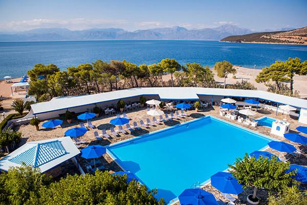 h tel club marmara delphi beach araxos grece partir pas cher. Black Bedroom Furniture Sets. Home Design Ideas