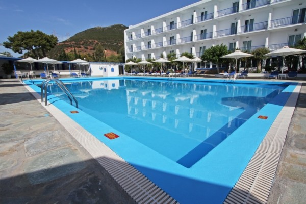 Piscine - Delphi Beach 4* Araxos Grece