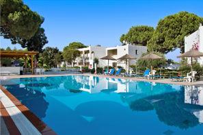 Grece-Araxos, Hôtel Maxi Club Kalogria