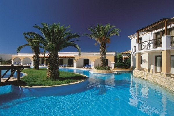 Piscine - Hôtel O Club Premium Aldemar Olympian Village & Family Resort 5* Araxos Grece