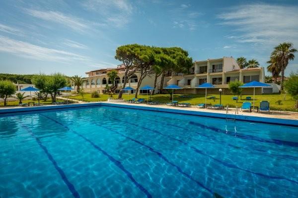 Piscine - Hôtel Pavlina Beach 4* Araxos Grece