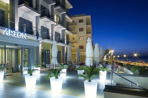 (fictif) - Hôtel Arion 4* Athenes Grece