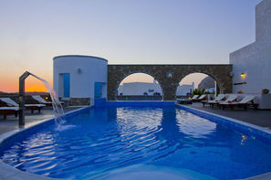 Vacances Amorgos: Hôtel Vigla