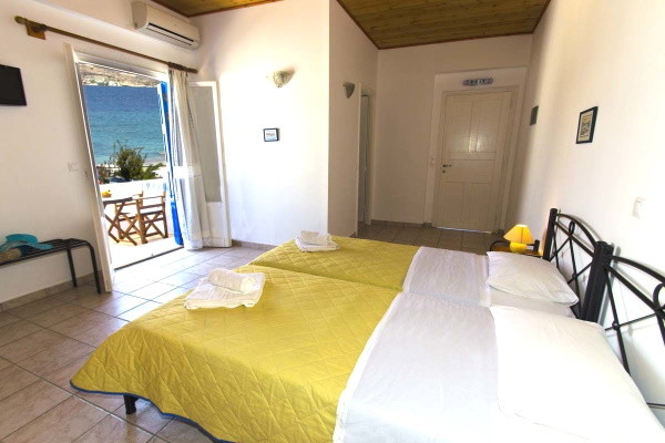 Chambre - Hôtel Apollon 2* Athenes Grece