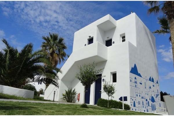 Facade - Hôtel Paros Bay 3* Athenes Grece