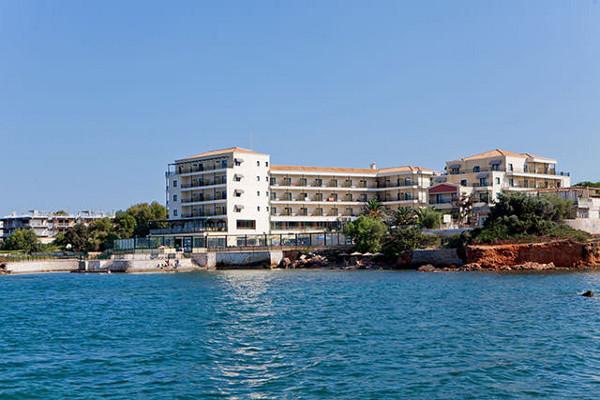 Facade - Hôtel Ramada Attica Rivier 4* Athenes Grece