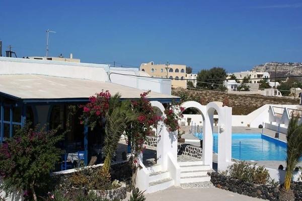 Piscine - Hôtel Adamastos 3* Athenes Grece