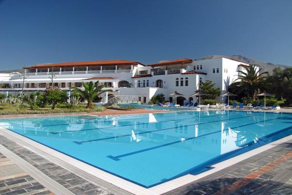 Piscine - Eretria Hotel & Spa Resort