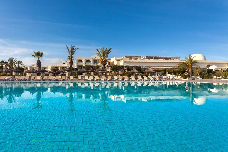 Piscine - Hôtel EverEden Beach Resort & Spa 4* Athenes Grece