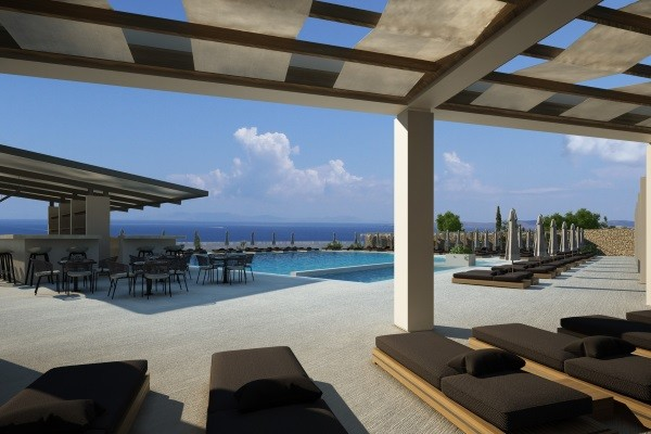 Piscine - EverEden Beach Resort