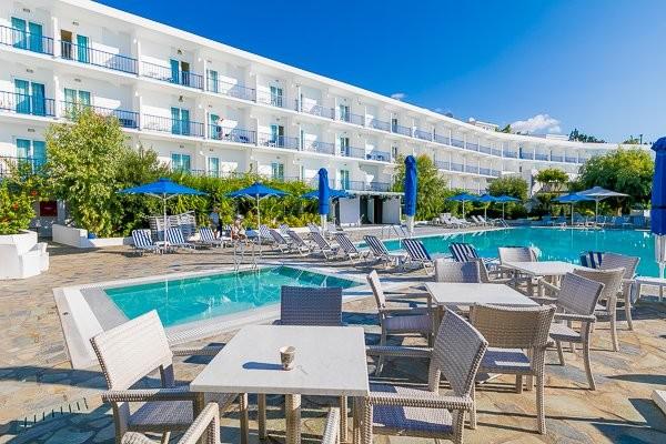 Piscine - Club Framissima Delphi Beach 4* Athenes Grece