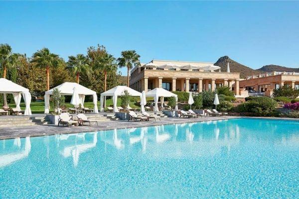 Piscine - Hôtel Grecotel Cape Sounio Luxe Athenes Grece