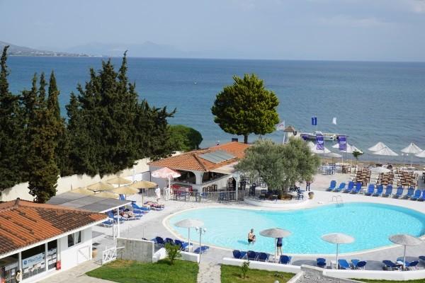 Piscine - Club Héliades Grand Bleu Beach Resort 3* sup Athenes Grece
