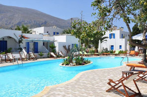 Vacances Amorgos: Club Héliades Lakki Villlage