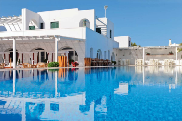 Piscine - Hôtel Holiday Sun 4* Athenes Grece