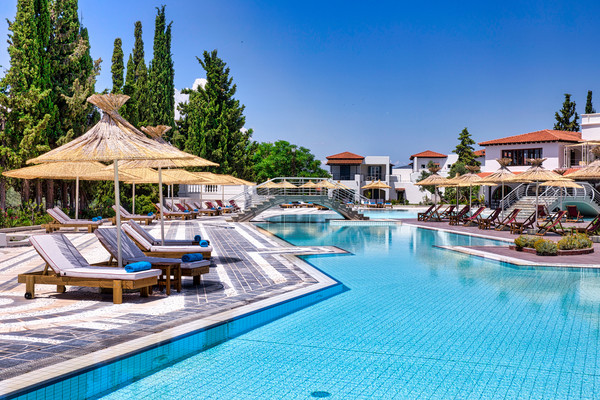 Piscine - Club Jumbo Eretria Hotel 4* Athenes Grece