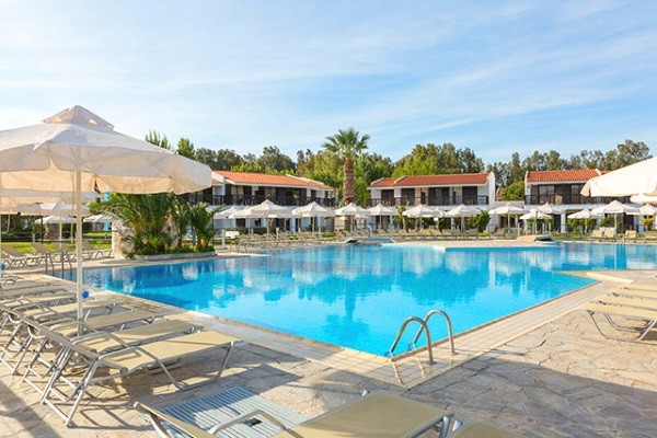 Piscine - Club Marmara Golden Coast 4* Athenes Grece