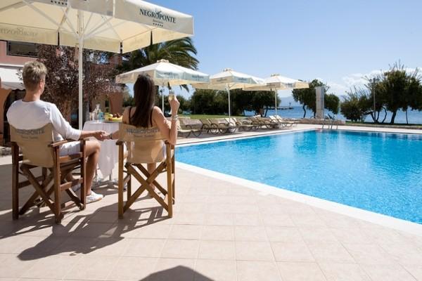 Piscine - Hôtel Negroponte 5* Athenes Grece