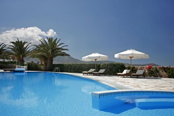 Piscine - Hôtel Paros Agnanti 5* Athenes Grece