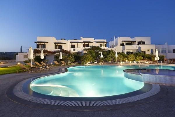 Piscine - Hôtel Santa Maria Village 3* Athenes Grece