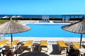 Grece-Athenes, Hôtel Tinos Beach