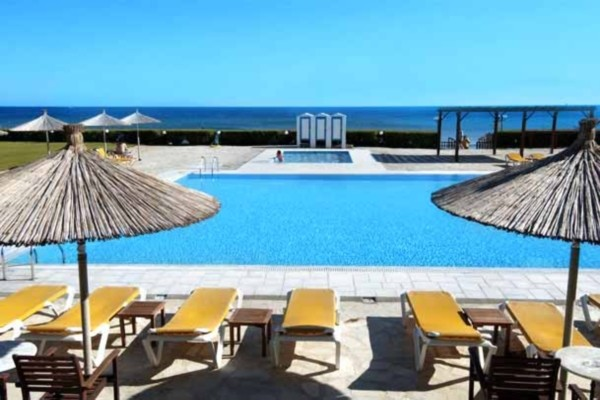 Piscine - Hôtel Tinos Beach 3*