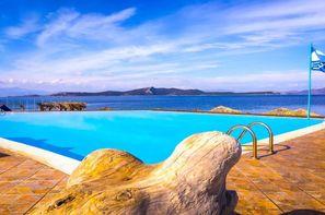 Grece-Athenes, Hôtel Vénus Beach
