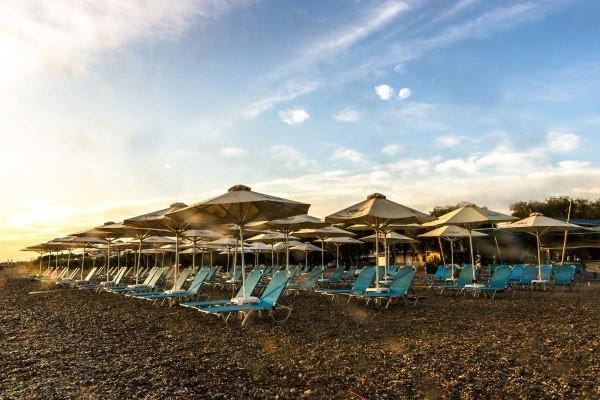 Plage - Hôtel Alkyon Resort 4* Athenes Grece