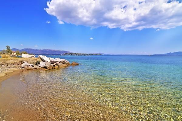 Plage - Hôtel Ever Eden Beach Resort Hotel 4* Athenes Grece