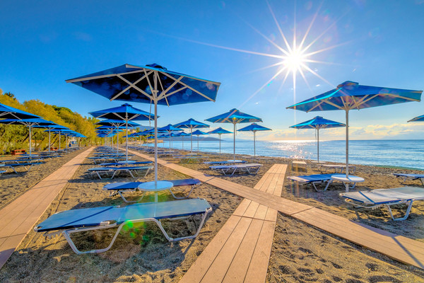 Plage - Framissima Delphi Beach