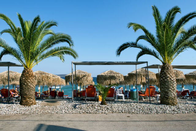Grece : Hôtel The Grove Seaside